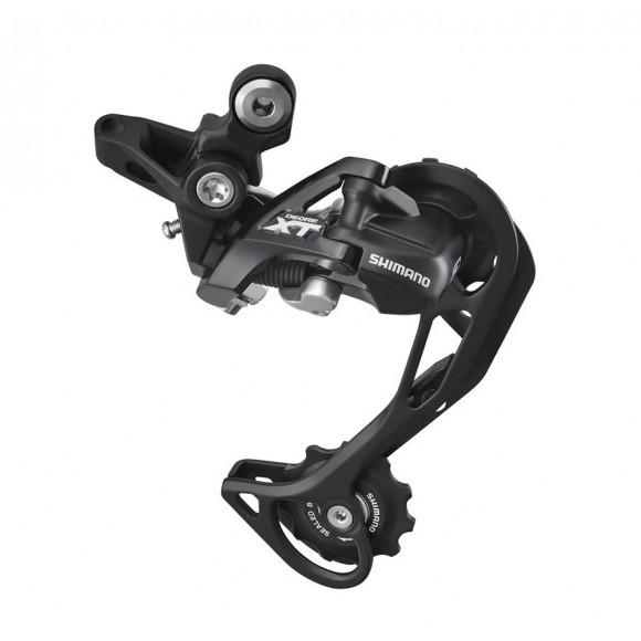 Schimbator spate Shimano XT RDM781SGSL 10v patina lunga negru