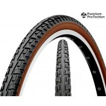 Anvelopa Continental TourRide Puncture-ProTection 47-559 ( 26*1,75 )-negru/maro