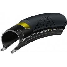 Anvelopa pliabila Continental Grand Prix 4000S2 negru/negru 28-622 (700*28C)