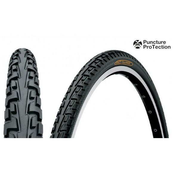 Anvelopa Continental Ride Tour Puncture-ProTection  37-622 28*1 3/8*1 5/8 negru/negru