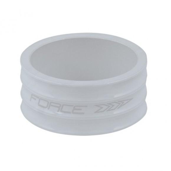 Distantier furca Force 1.1/8 15 mm Aluminiu