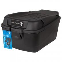 Cutie Portbagaj Plastic 18l M-WAVE AMSTERDAM EASY BOX L-XL