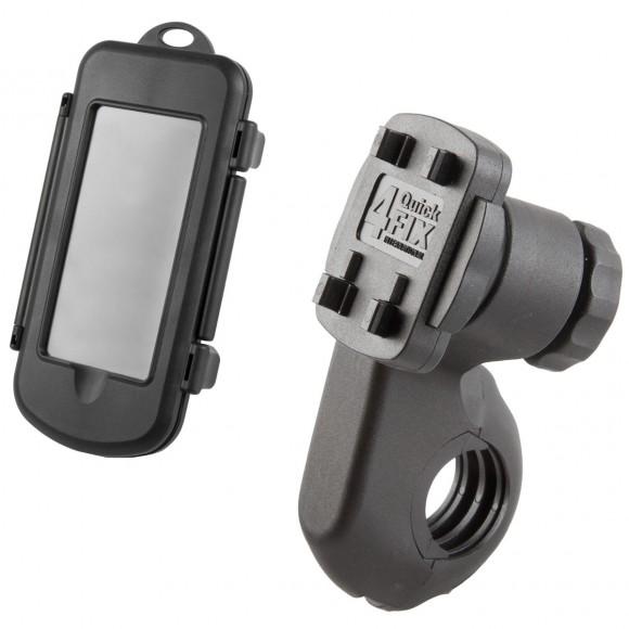 Suport si Carcasa Smartphone M-WAVE  BIKE MOUNT HC L SET