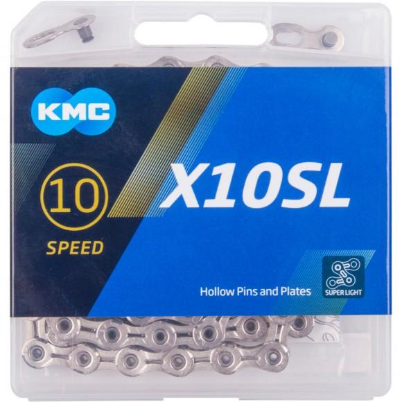 Lant KMC X10 SL  Silver  114 Zale
