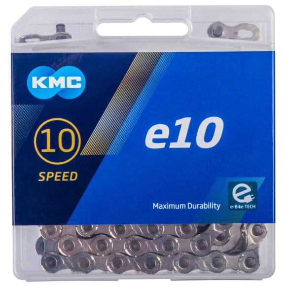 Lant E-Bike KMC e10 Silver 10 V   122 Zale