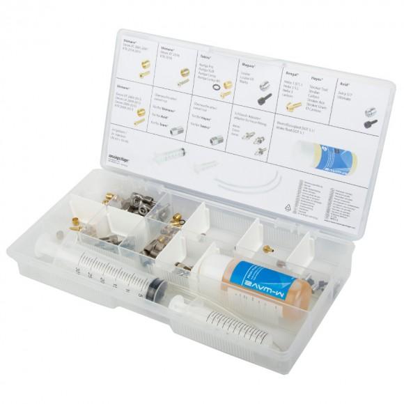 Kit Service Frane Hidraulice M-WAVE BRAKE DOC BOX