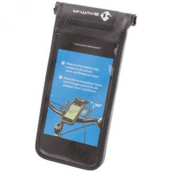 Husa Smartphone M-WAVE BLACK BAY