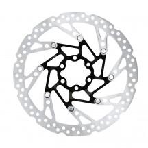 Disc frana Force-5 180 mm 6 gauri negru
