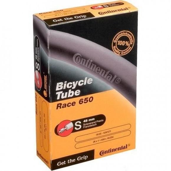 Camera bicicleta Continental Race 26 S42 valva Presta