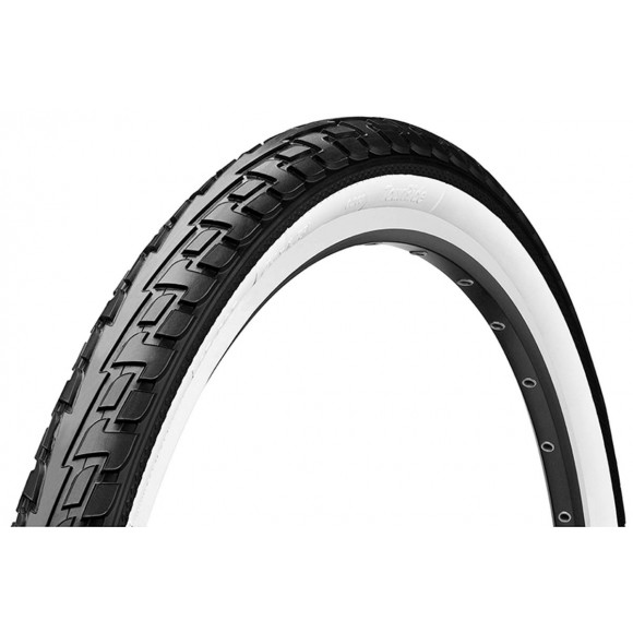 Anvelopa Continental Ride Tour Puncture-ProTection 32-622 (28x1 1/4x1 3/4) negru/alb
