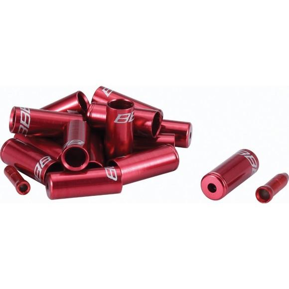 Kit capete BBB CableCap camasi si cabluri rosu