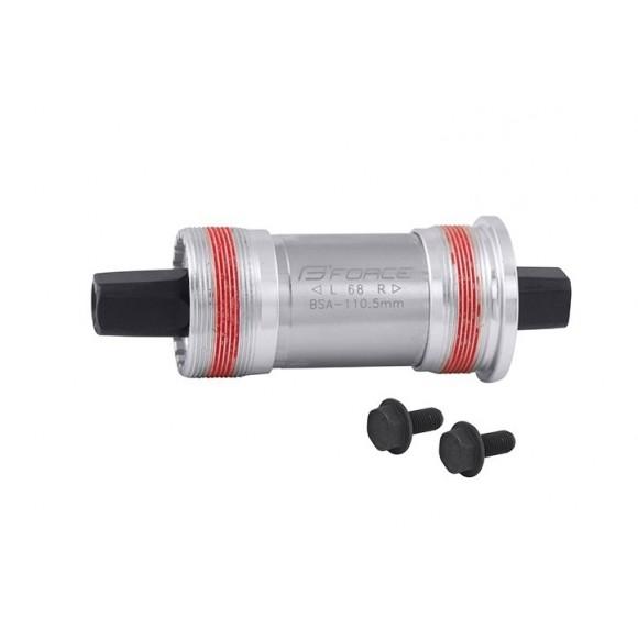 Butuc pedalier Force BSA 115 mm cupe aluminiu