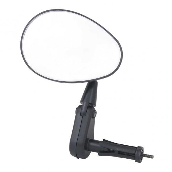 Oglinda Force pentru ghidon reversibila neagra