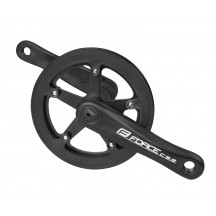 Pedalier Force C5.3 Al 40T 140mm negru