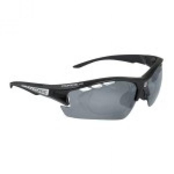Ochelari Force Ride Pro Negri lentile negre