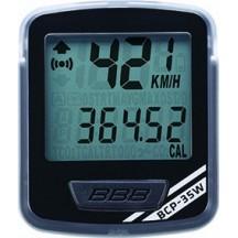 Kilometraj BBB BCP-35W 10F NanoBoard Negru/Gri Wireless