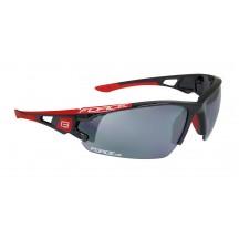 Ochelari Force Calibre negru rosu lentile black laser
