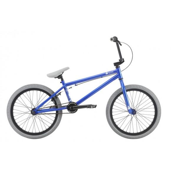 Bicicleta BMX HARO Leucadia albastru metalic 20.3 2018