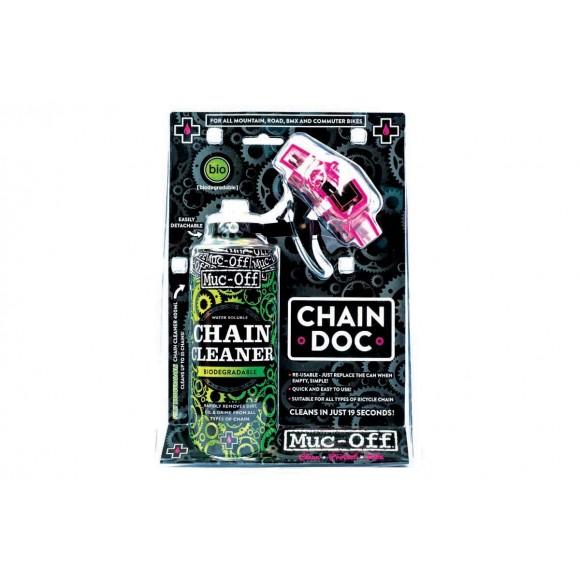 Spray Muc-Off Chain Doc