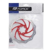 Disc frana Force 160 mm rosu