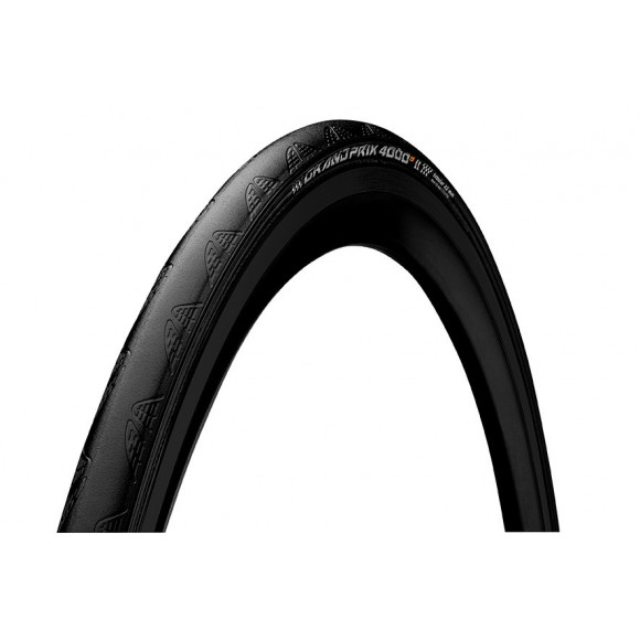 Anvelopa tubulara Continental Grand Prix 4000S2 28*22mm negru