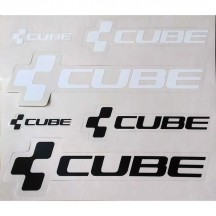 Stickere Cube Logo